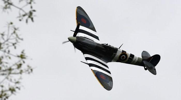 'Majestic' WWII Spitfire set for round-the-world flight