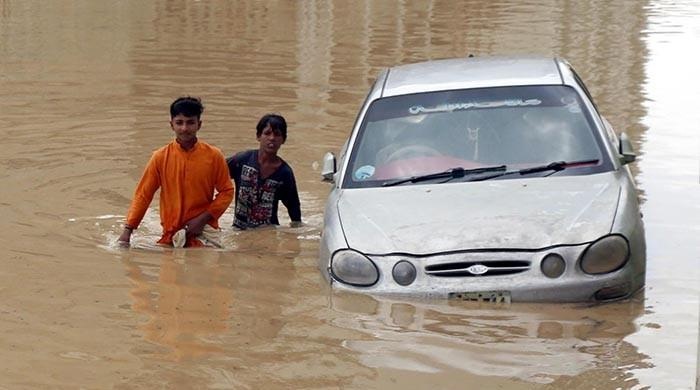 Karachi rains - despair in guise of blessings