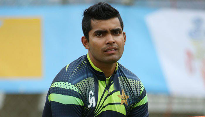 Umar Akmal reports fixing approach