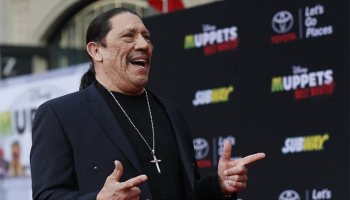 Danny Trejo Helps Save Baby Trapped in Overturned Car