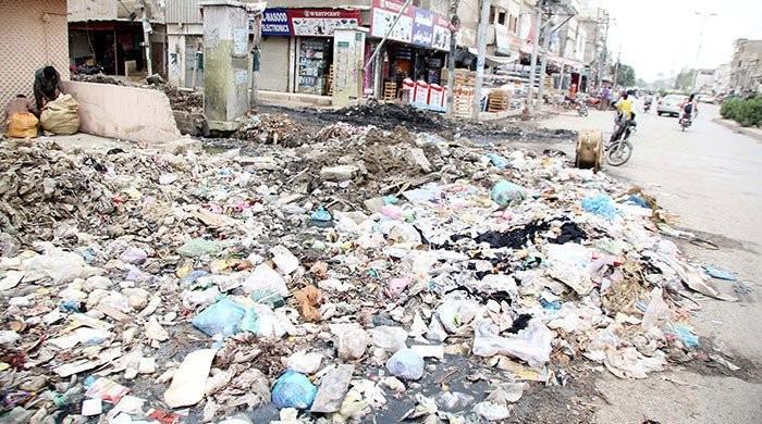 Let's clean Karachi