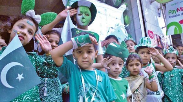 14 August Preparation in Karachi