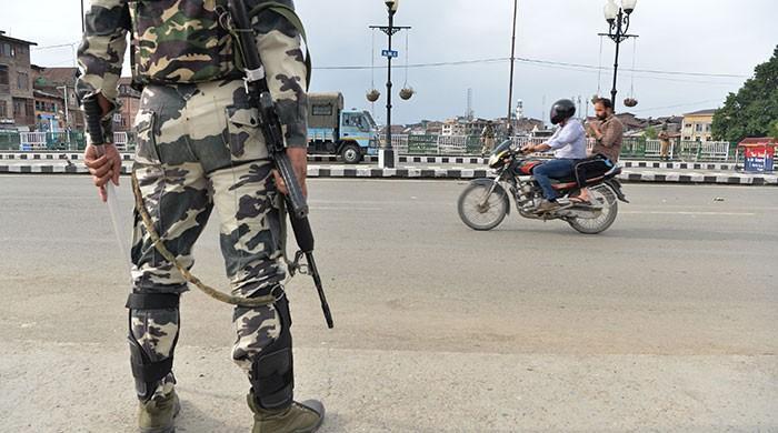 Lockdown continues in occupied Kashmir on Eid-ul-Azha