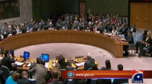 UNSC to meet on Indian occupied Kashmir