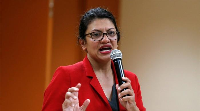 US congresswoman Rashida Tlaib rejects visit to Israel, citing 'oppressive conditions'