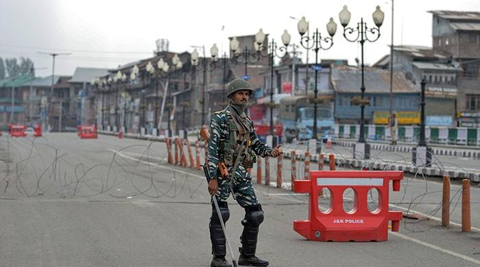 Kashmir lockdown: Amnesty International urges India to respect human rights laws