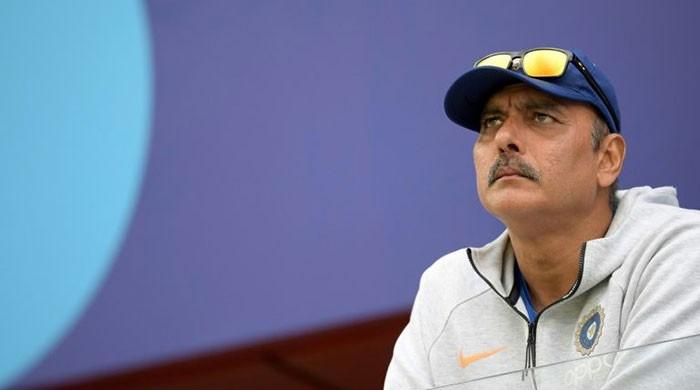 Shastri reappointed India coach until 2021 World T20
