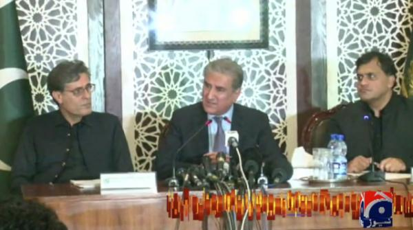 Pakistan to set plan of action in Kashmir on Aug 17: FM Qureshi after UNSC meeting