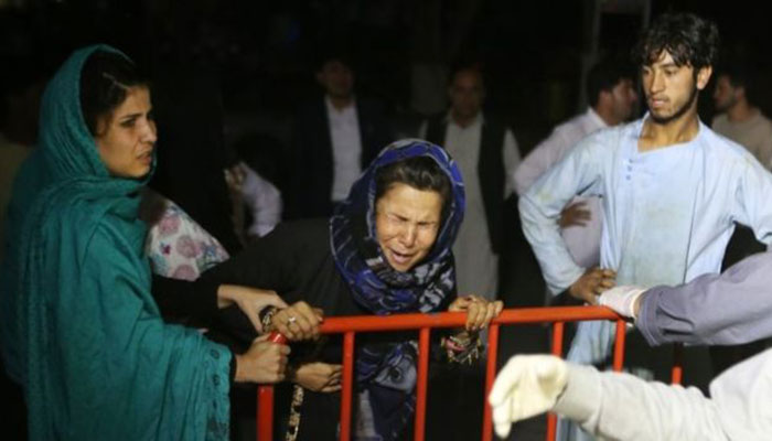 Over 70 injured as blasts, rocket attack mar Afghanistan's independence celebrations