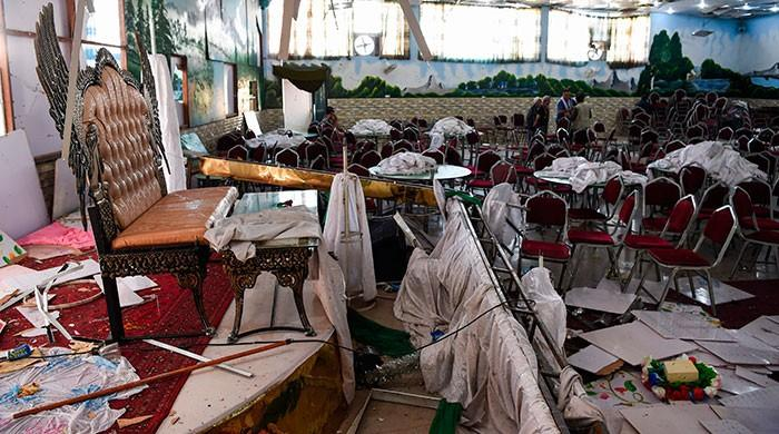 At least 63 killed, 182 wounded in Kabul wedding blast