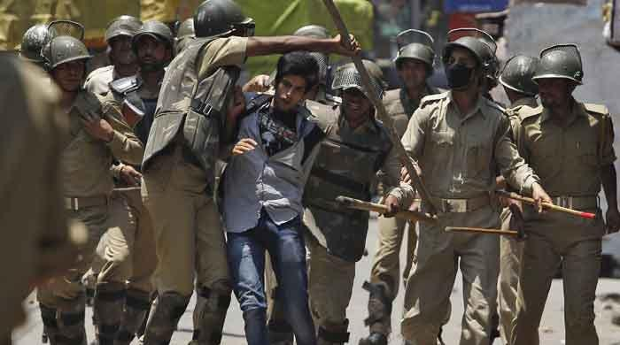 Jails in Indian occupied Kashmir run out of capacity