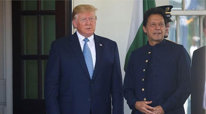 PM Imran expresses serious concerns over humanitarian crisis in Kashmir during phone call with Trump