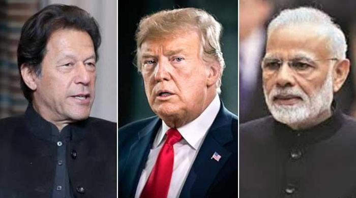 Trump has 'good conversations' with Imran, Modi on reducing tensions in Kashmir