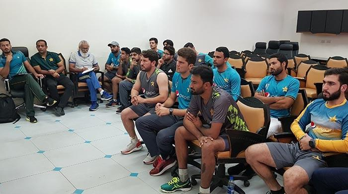 Pre-season cricket training camp starts at NCA