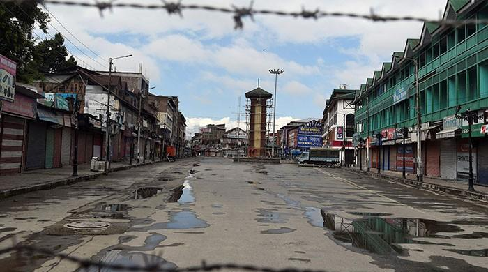 Children in Indian occupied Kashmir suffer as communications blackout continues