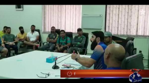 Pre-season cricket training camp starts at NCA