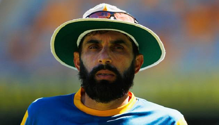Misbah Undecided on Applying for Pakistan Head Coach Role