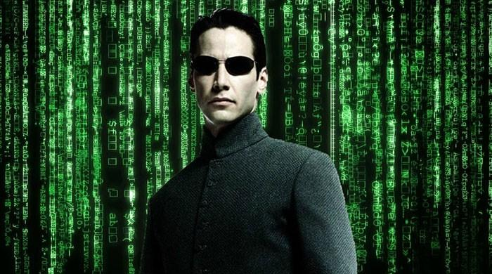 Keanu Reeves set to return as Neo for 'Matrix 4'
