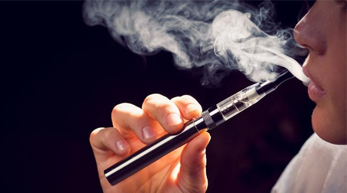 Vaping impacts blood vessels, even without nicotine