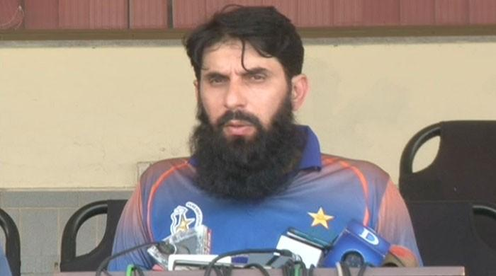 Misbah has not applied for the post of head coach