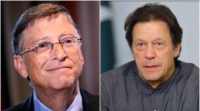 Bill Gates writes to PM Imran, reaffirms support to eradicate polio
