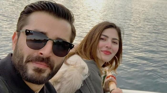 Actor Hamza Ali Abbasi says tying the knot with Naimal, confirms marriage rumours