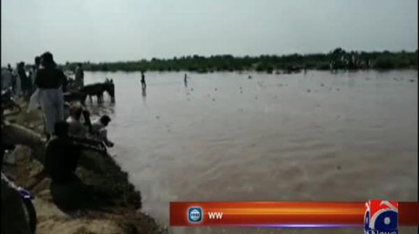 Over 50 villages submerged, scores evacuated as River Sutlej floods
