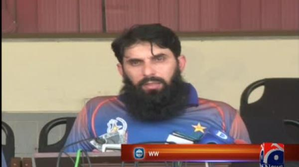 Have not applied for the post of head coach: Misbah-ul-Haq