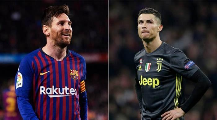 Messi 'made me a better player', says Ronaldo
