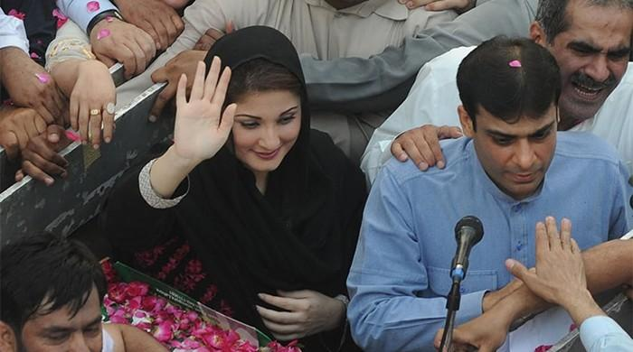 Maryam, Hamza deny business ties with foreigners