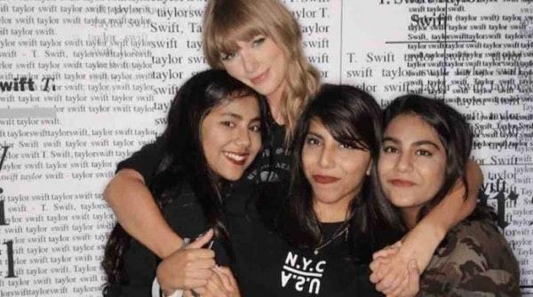 Taylor Swift helps Pakistani student by sending $6,386