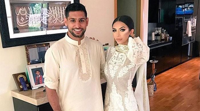 Amir Khan, Faryal Makhdoom expecting baby number three