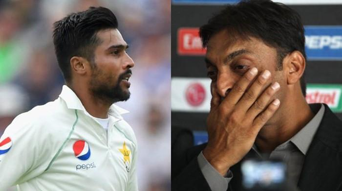 Shoaib Akhtar wants Amir to reconsider retirement from Tests
