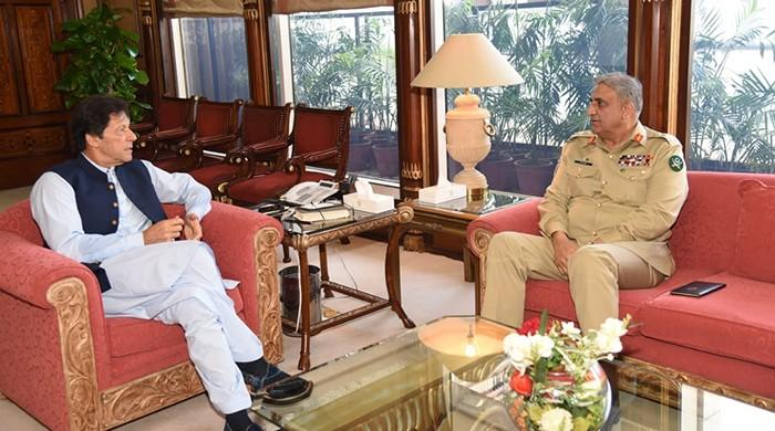 PM Imran, COAS Gen Bajwa discuss occupied Kashmir, security situation