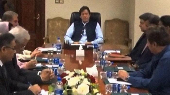 PM Imran-led Core Group meeting vows to reinforce Pak efforts for Kashmir cause