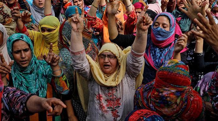 Activist says women, children most at risk in occupied Kashmir
