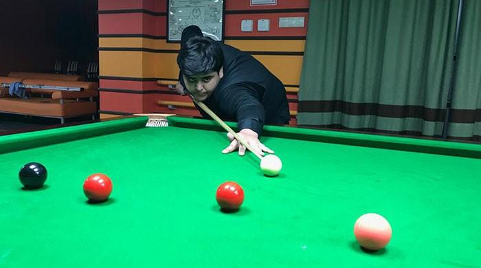 Pakistan's Umar Khan marches into IBSF U16 World Snooker semifinal
