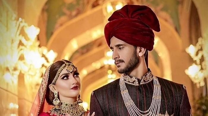 IN PICTURES: Hasan Ali, Samia Arzoo begin new chapter