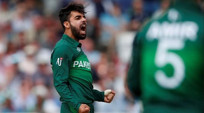 Shadab Khan says he's eager to emerge as a reliable all-rounder for team