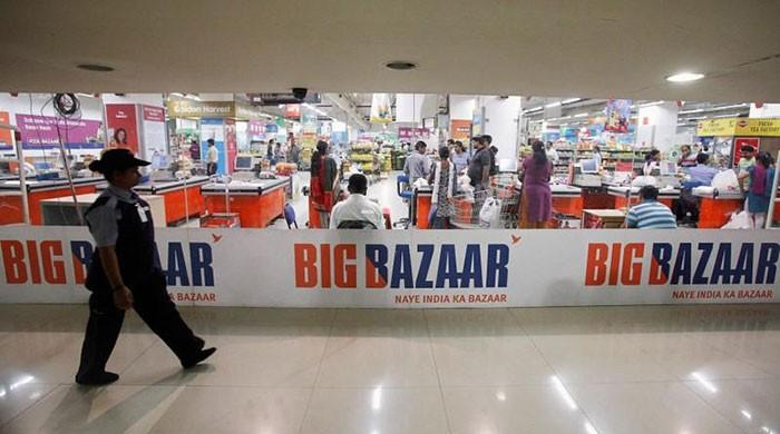 Amazon to acquire minority stake in Indian supermarket chain operator
