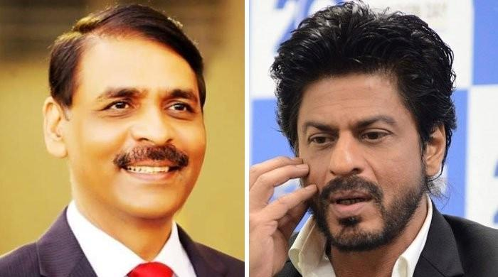 Pakistan Army spokesperson shows Shah Rukh Khan the mirror