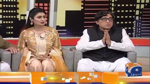 Khabarnaak | Dummy Museum Se Arif Alvi | 24th August 2019