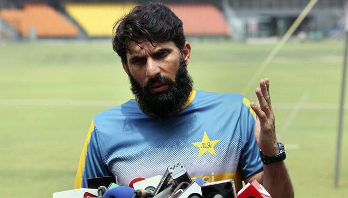 Misbah steps down from cricket committee, applies for head coach job