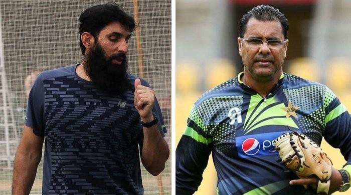 Misbah, Waqar emerge as top candidates for Pakistan coaching positions