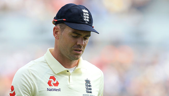 James Anderson ruled out of rest of Ashes after failing to recover from calf injury
