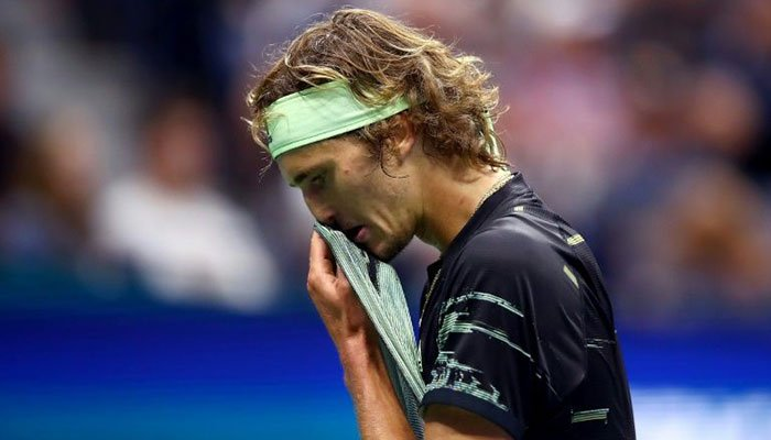 Alexander Zverev has made just two quarter-finals in 18 Grand Slam appearances