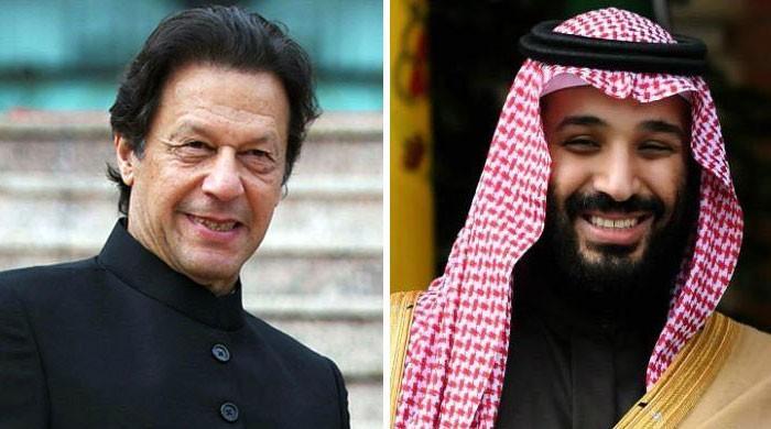 PM Imran, Saudi crown prince discuss occupied Kashmir situation