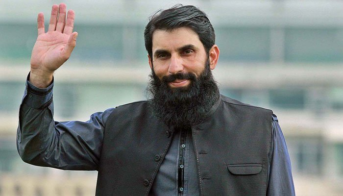 Image result for misbah ul haq coach