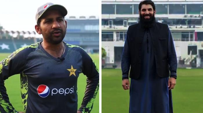 Sarfaraz Ahmed captaincy under review, says Misbah ul Haq