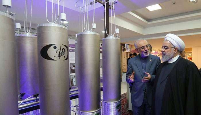 Iran now using advanced centrifuges, violating nuclear deal